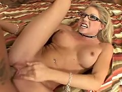 Shawna Lenee in glasses hardcore sex