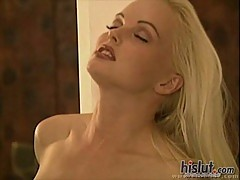 Silvia Saint is an angel banged on the stairs
