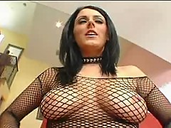 Sophie Dee Squirts Gang Bang