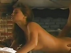 Beautiful Tera Patrick gets boned hard and cumsprayed