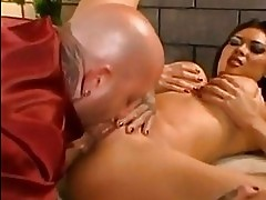 Tera Patrick gets fucked and receives a facefull of jizz