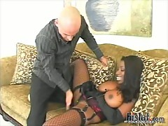 Vanessa Blue is all pro