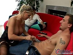Vicky Vette getting anus penetrated