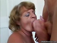 Blonde Mature Housewifes Loves Getting Part6