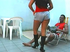 Brazilian cousins having sex