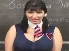 English Mature Student Gets Naughty
