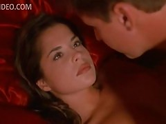 Horny Emilio Estavez Cant Get Gorgeous Kelly Monaco Out Of His Mind