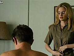 Stunning Babe Heather Graham In Sexy Lingerie - Scene From Bobby