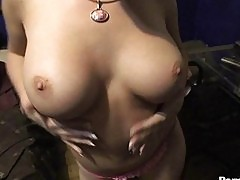 Amateur busty exgirlfriend fucks with her hung lover