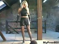 Oxford Heels Domination bdsm bondage slave femdom domination